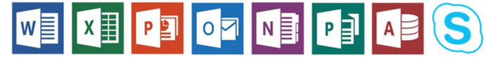 Familiar Office Apps