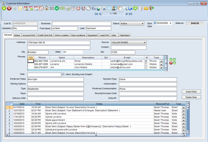 Scheduling Manager by Thoughtful Systems | Apps for QuickBooks