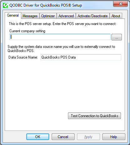 QODBC Driver For QuickBooks Point Of Sale by FLEXquarters