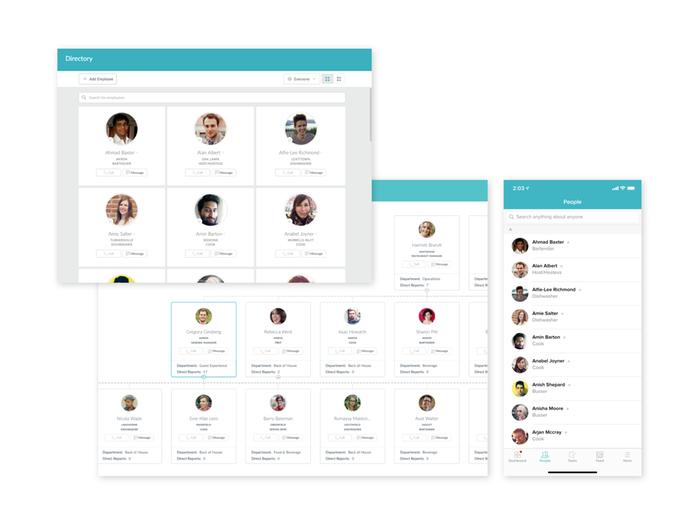 Customizable Employee Directory