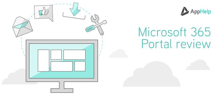 Microsoft 365 User Portal Review