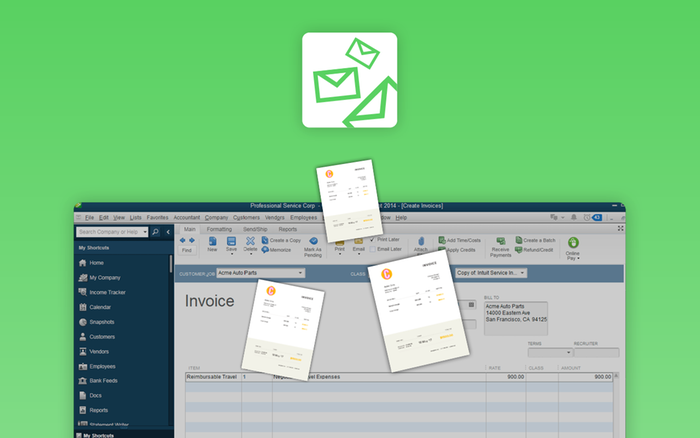 Invoice Tracker By EBillity Apps For QuickBooks Desktop Marketplace - Invoice tracker app