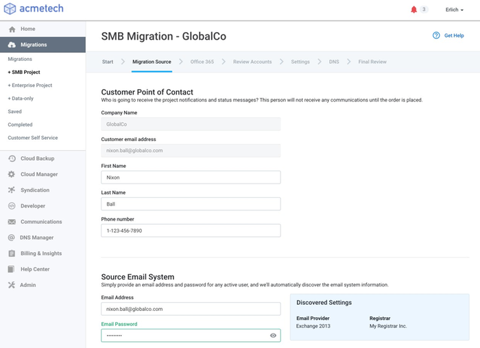 Get Started Easily with the Migration Planner