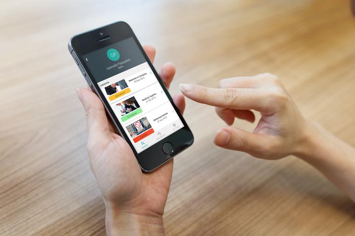 Mobile Supervisor App