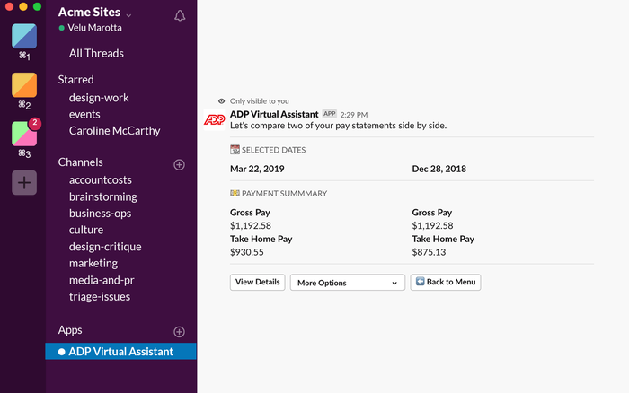 Easy, Instant Access to ADP Pay