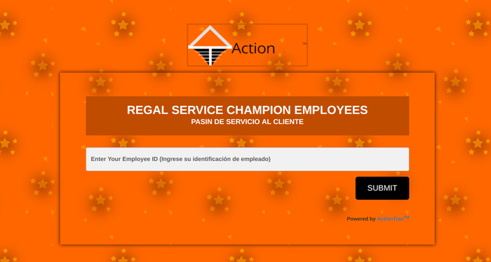 ActionTrac Peer Recognition