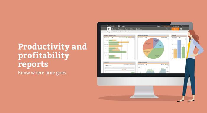 Productivity and profitability reports