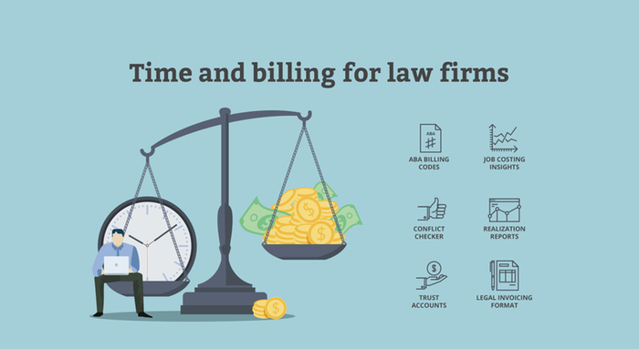 Time Tracking for Law Firms