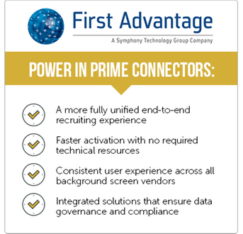 First Advantage Prime Connector by First Advantage | Marketplace