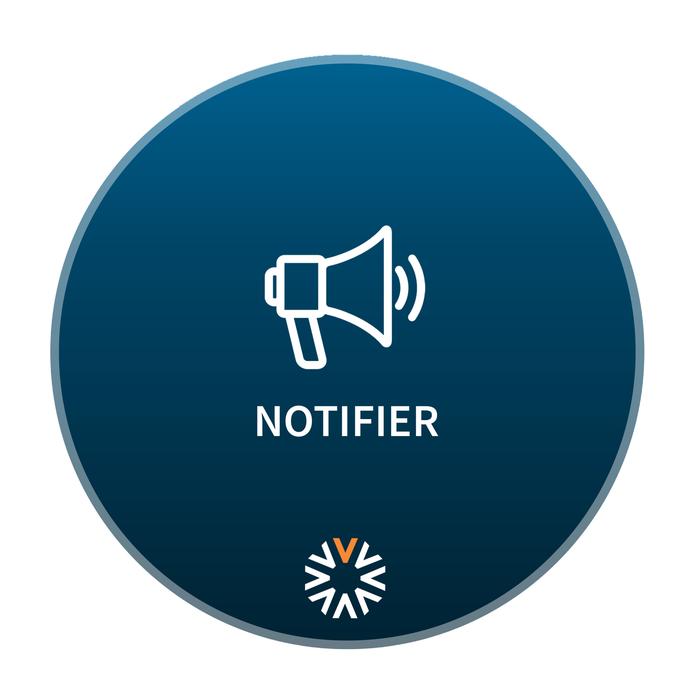 Communicate | Notifier Alert