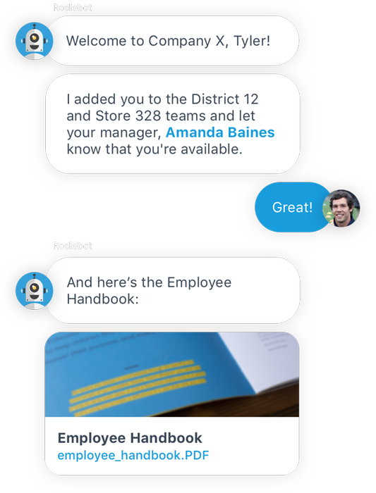 Rodiobot: AI-Powered Virtual Assistant