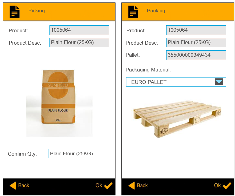 Movilizer for SAP Logistics by The Config Team   Honeywell