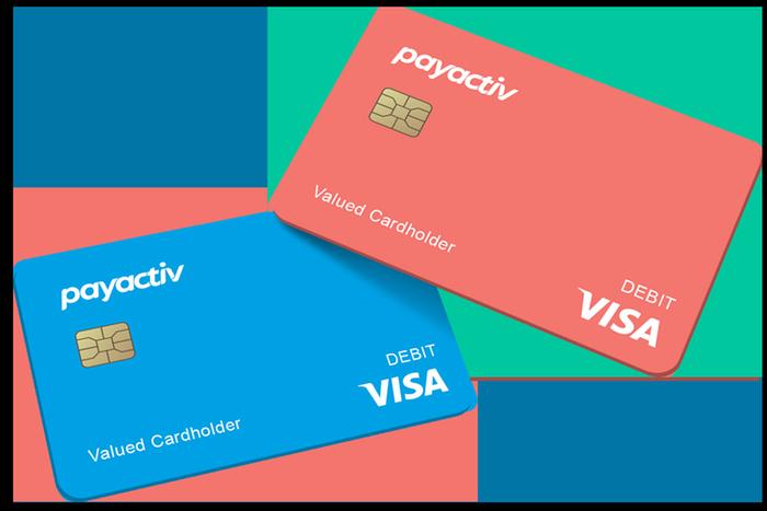 Payactiv Visa® Payroll Card