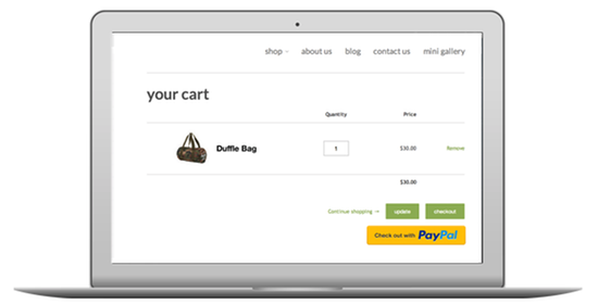 Stores That Accept Paypal Credit Online >> Paypal Payflow Pro Integration By Appdirect Appdirect Add