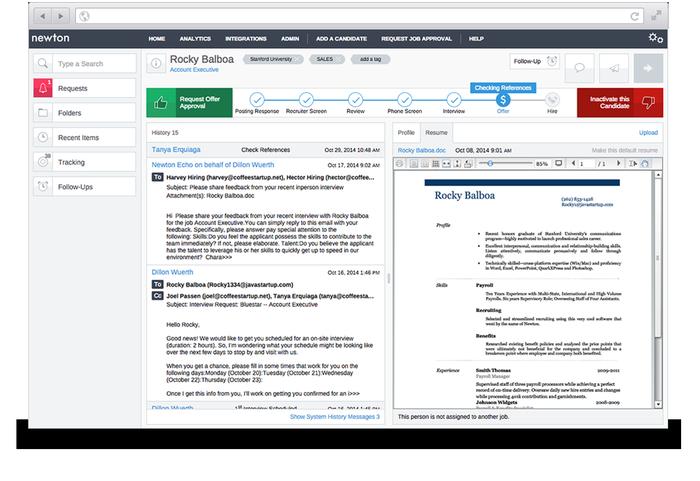 Smart Recruiting Workflow