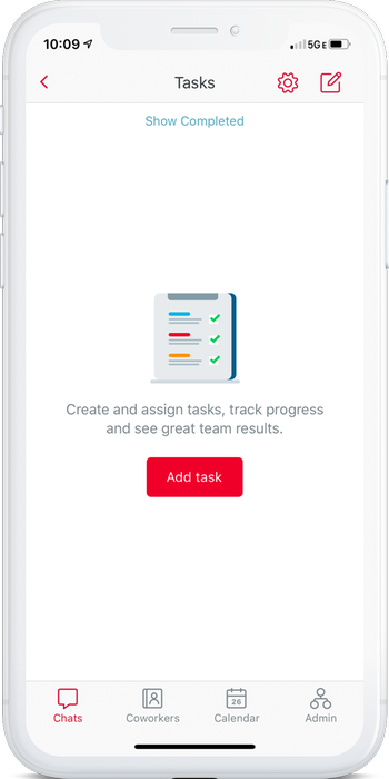 Task Tracking