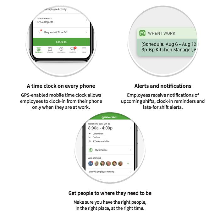 - Mobile Workforce Management