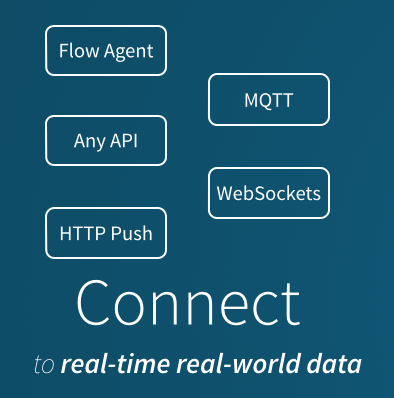 Multi protocol support with flowthings.io