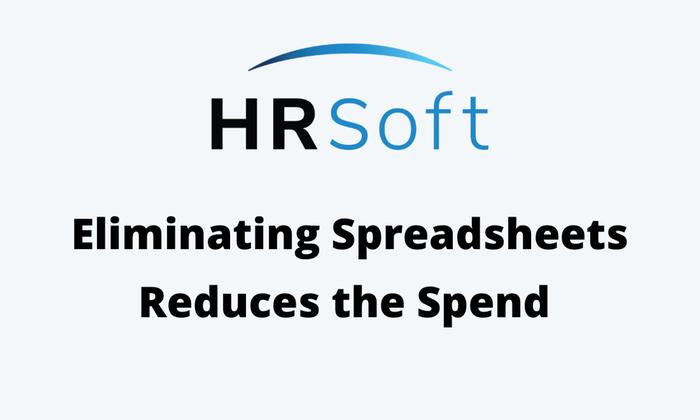 Eliminate Spreadsheets