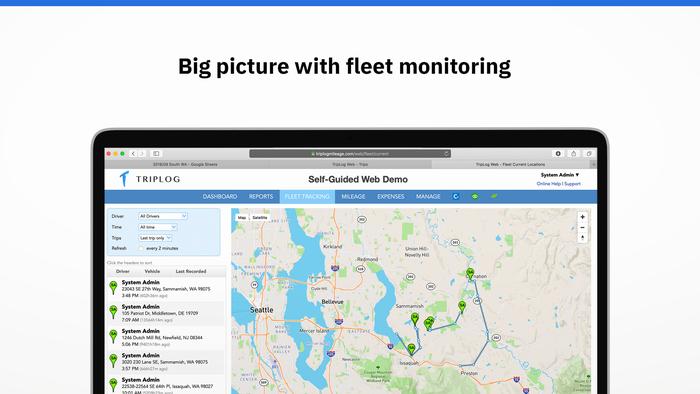 Fleet Visibility & Monitoring