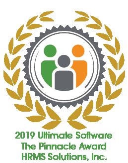 2019 Pinnacle Award Recipient