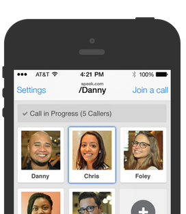 Mobile Conference Call Apps