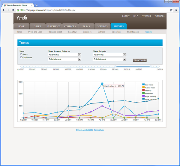 Create Reports in an Instant