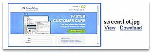 Remote Webpage Snapshot