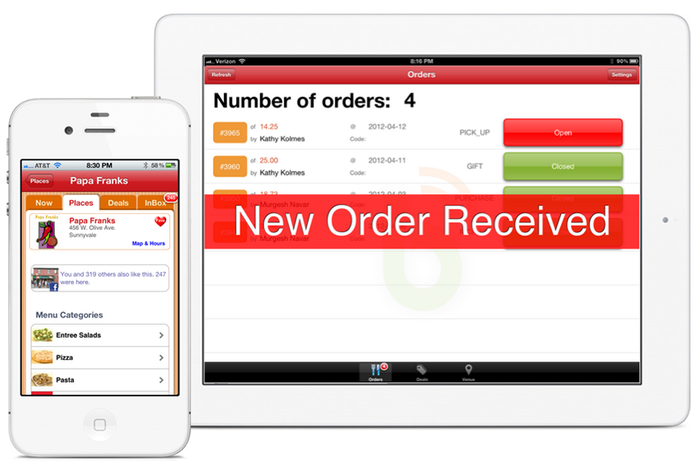 Get Alerted for Every New Order