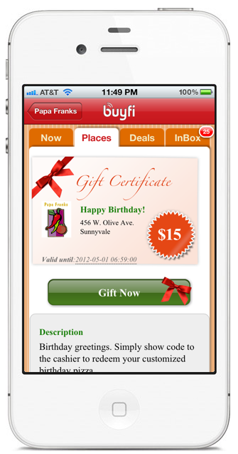 Sell Gift Cards Too!