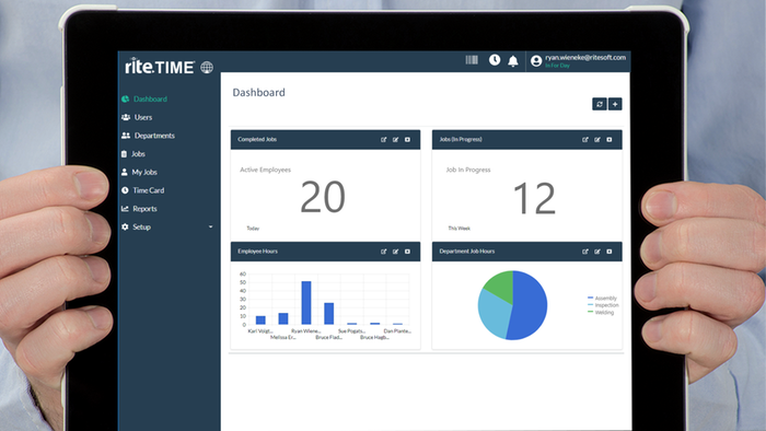 Gain WIP Visibility and Monitor Performance with Supervisor Dashboards