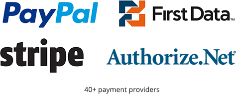Multiple payment solutions