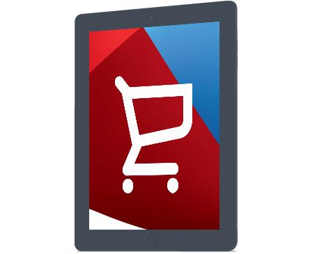 Integrated online shop